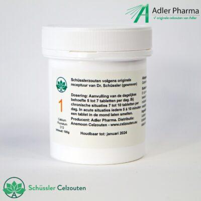 celzout01-Calcium-Fluoratum-D12-100g