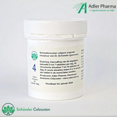 celzout04-Kalium-Chloratum-D6-100g