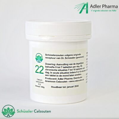celzout22-Calcium-Carbonicum-D12-100g